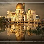 Klang Mosque in Malaysia