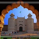 Lahore Fort in Pakistan