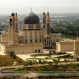 MOAB Mosque in Baghdad   Iraq