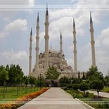 Sabanci Mosque in Adana   Turkey