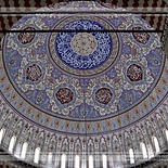Selimiye Mosque in Edirne   Turkey (dome)