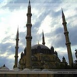 Selimiye Mosque in Edirne   Turkey (exterior)