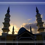 Selong Great Mosque in Lombok   Indonesia